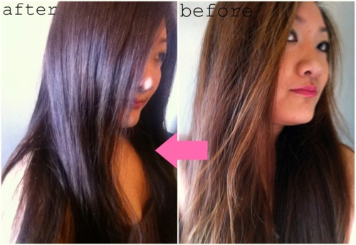 Color Hair At Home: L'Oreal Paris Sublime Mousse by Healthy Look « Tineey