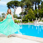 Rome Cavalieri Pool Outfit-4