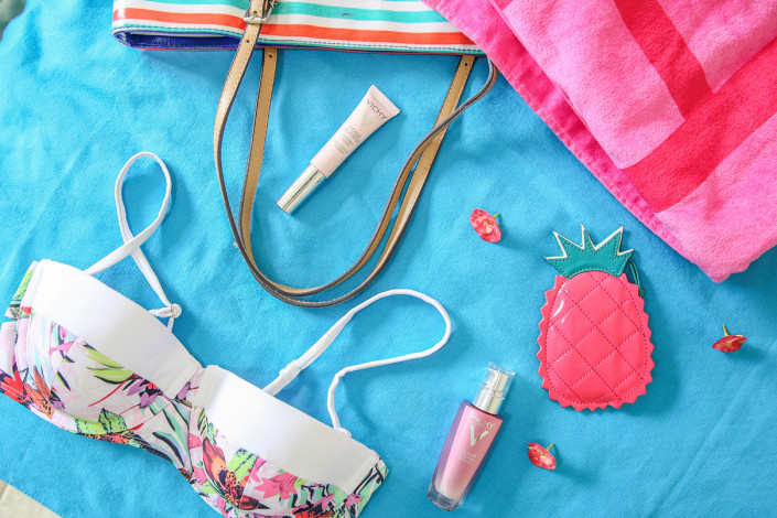Beach ready with Vichy Idealia #LifeProofSkin