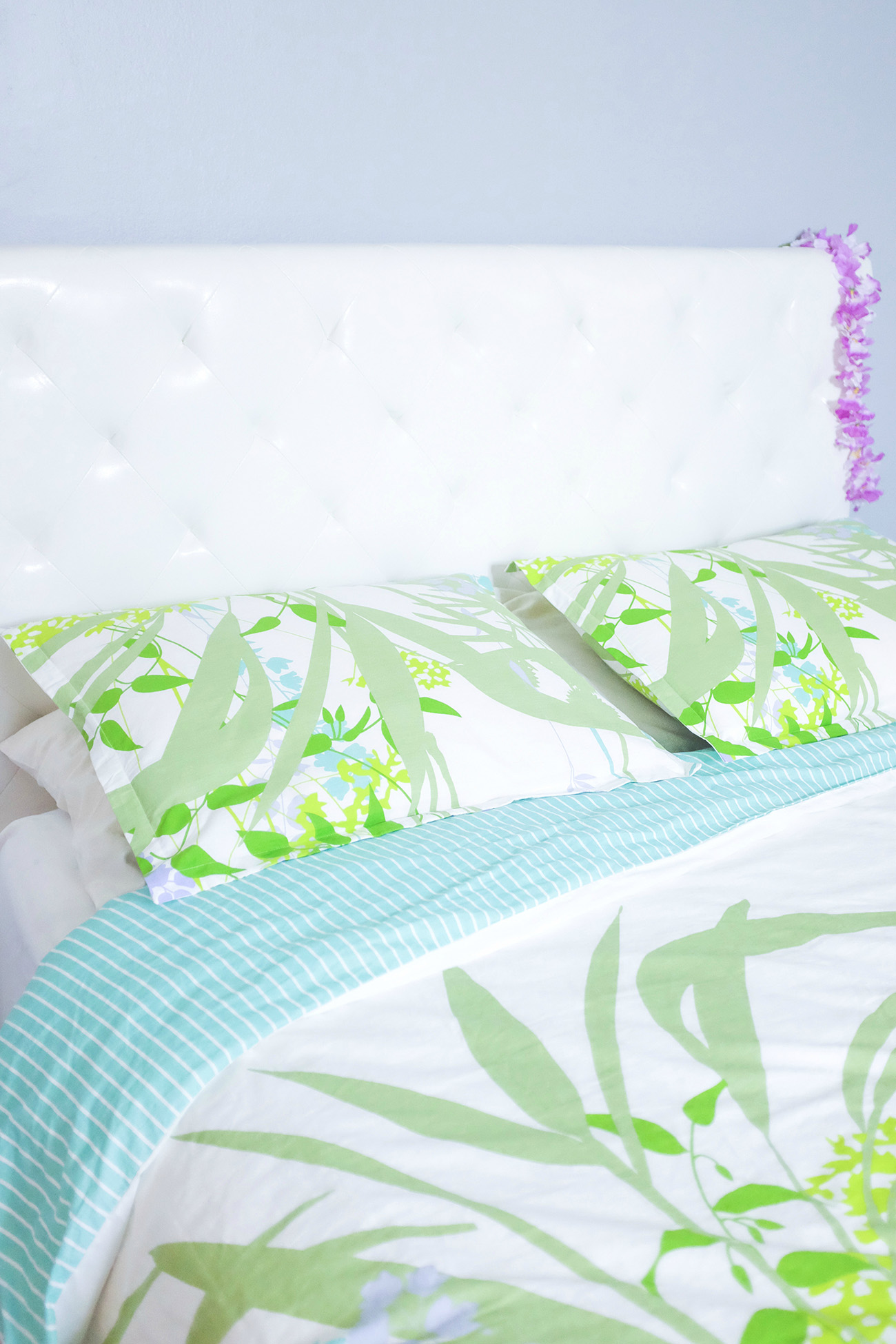 ruelala home decor floral duvet