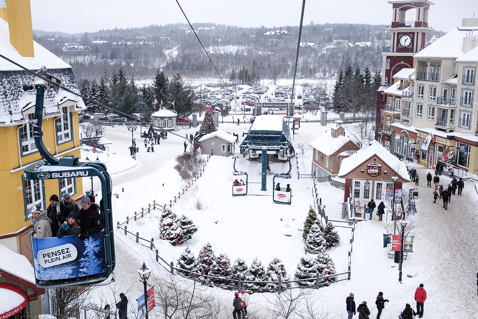 Mont Tremblant Ski Weekend