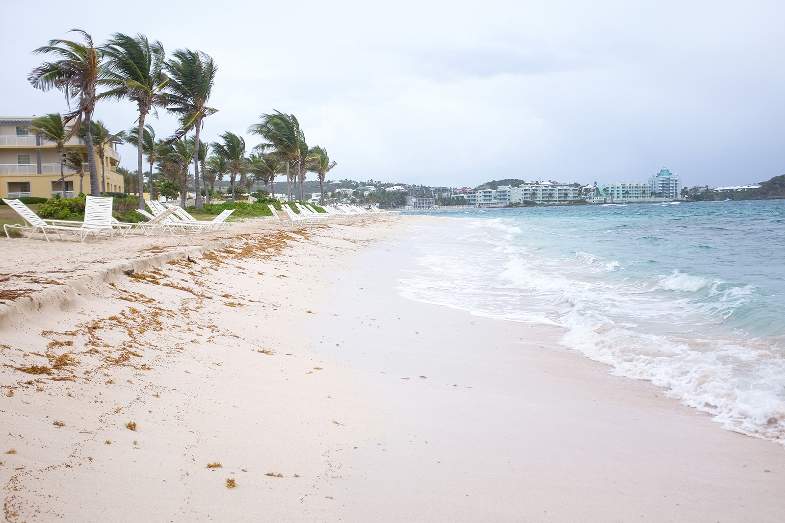 Dawn Beach, St. Maarten