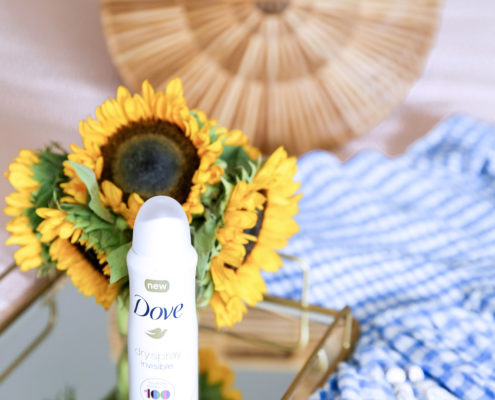Dove Invisible Dry Spray