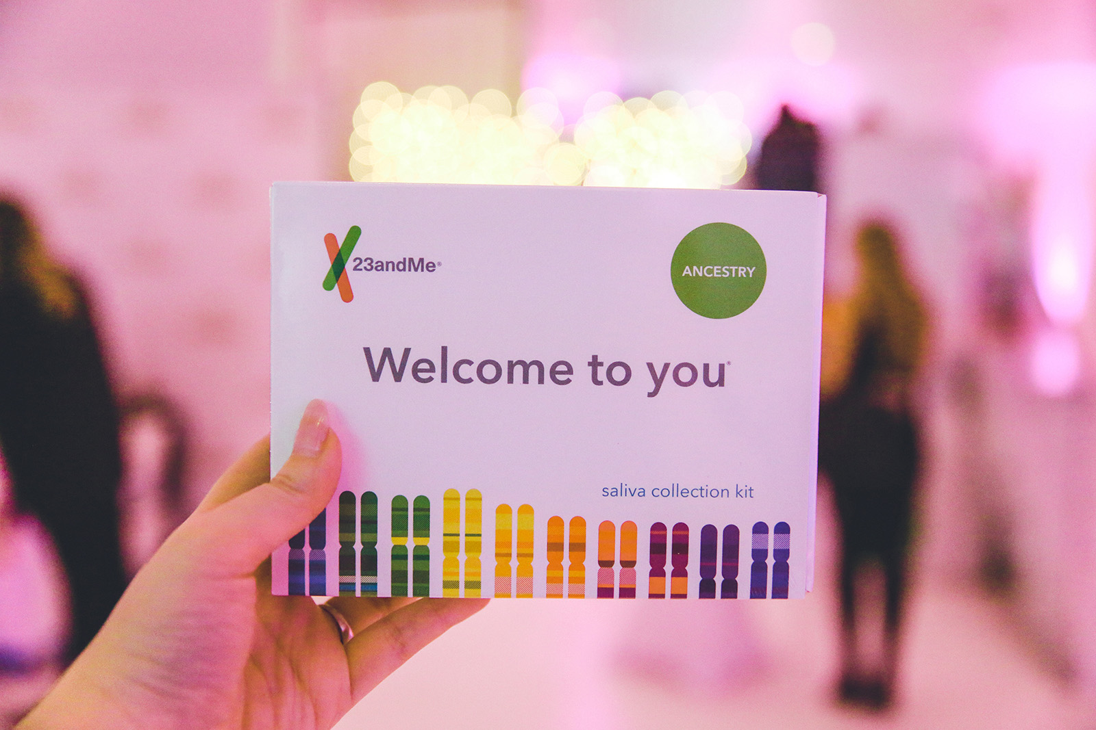 Babbleboxx Holiday 2017 - 23andMe
